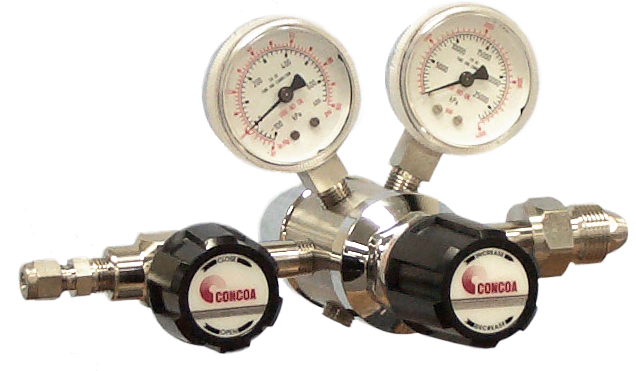Ham-Let SwageLok Let-Lok Instrumentation Products Pressure Regulators